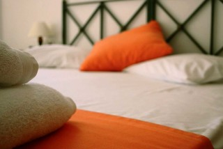 accommodation porto lygia bedroom amenities