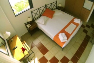 accommodation porto lygia big bedroom