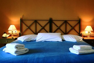 accommodation porto lygia room