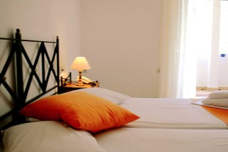 accommodation porto lygia bed