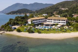 porto lygia hotel in lefkada